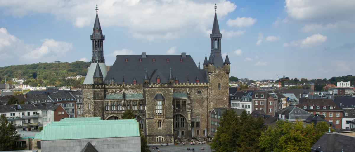 Aachen - Photo by S. Blinn